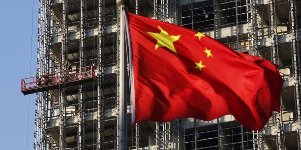 La Chine est confrontée à un net ralentissement de sa croissance économique.