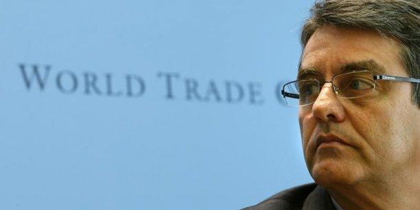 Roberto Azevedo, le successeur de Pascal Lamy à la tête de l'OMC.