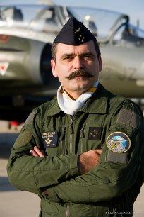 Le général Serge Soulet (photo Armée de l'Air)