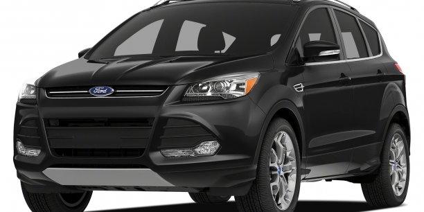 Le SUV compact Ford Escape américain, frère du Kuga européen, se vend bien.