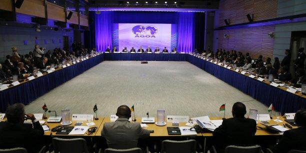 Les États-Unis accueillent depuis le 4 août, une quarantaine de chefs d'État du continent africain (Photo: Reuters)