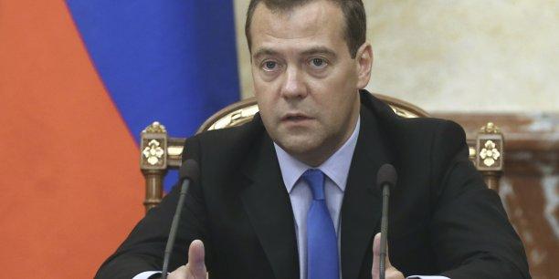 Dans son allocution télévisée, Dimitri Medvedev a ajouté que la quantité de produits turcs importés par la Russie était peu importante, raison pour laquelle l'impact de ces sanctions sur l'économie serait limité.