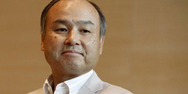 Masayoshi Son, CEO du groupe japonais SoftBank, a doublé sa mise avec 8 milliards de dollars réinvestis fin octobre pour éviter le crash de WeWork.