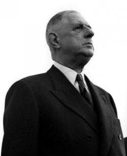 Charles de Gaulle en 1962.