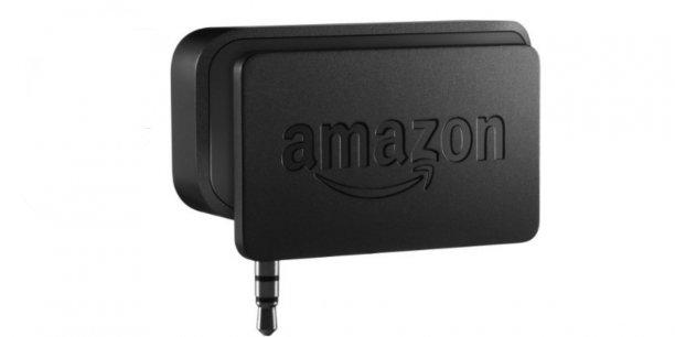 Lancé mercredi par Amazon, le système, baptisé Amazon Local Register, est adaptable sur un smartphone ou une tablette, et accompagné d'une application mobile.