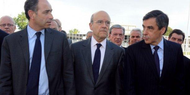 Jean-François Copé, Alain Juppé et François Fillon font partie de la douzaine de candidats déjà déclarés pour participer à la primaire de la droite. Nicolas Sarkozy a jusqu'au 25 oût pour faire à son tour acte de candidature.