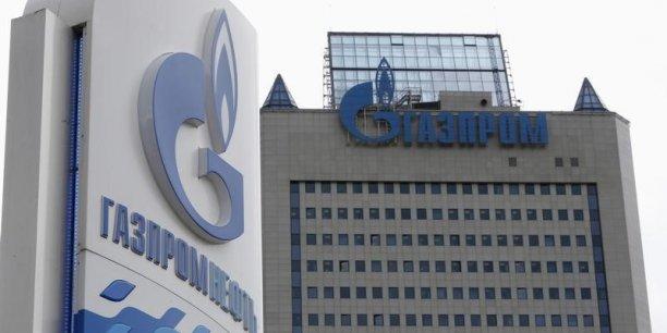 Gazprom a maintenant 12 semaines pour répondre à cette communication des griefs.