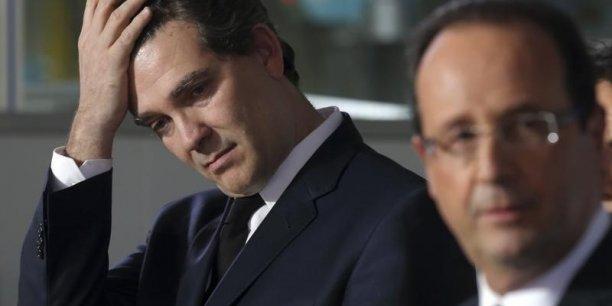 Exclu en août du gouvernement pour avoir critiqué la ligne économique du président, le chantre de la démondialisation avait hésité à démissionner fin 2012 pour protester contre le refus de l'exécutif de nationaliser le site sidérurgique de Florange.
