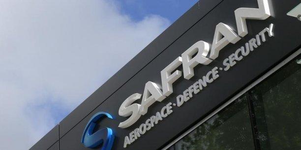 Fin 2014, le carnet de commandes de Safran a atteint 64 milliards d'euros.