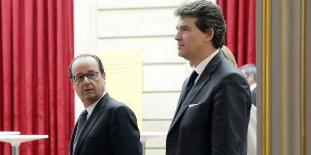 La rupture entre François Hollande et Arnaud Montebourg est consommée.