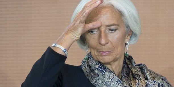 Christine Lagarde avait été placée en mai 2013 sous le statut de témoin assisté, statut intermédiaire entre celui de simple témoin et celui de mis en examen dans l'enquête sur l'arbitrage entre Bernard Tapie et le Crédit Lyonnais.