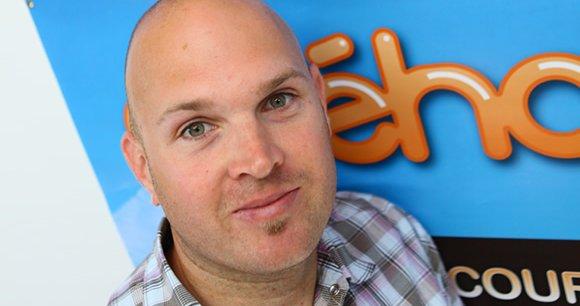 Éric Charpentier, fondateur de dWého (© Rémi Benoit)