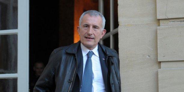 Guillaume Pépy, PDG de la SNCF