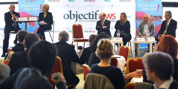 Toulouse, future capitale du tourisme d'affaires ? était le thème du petit déjeuner organisé ce matin par So Toulouse et ObjectifNews