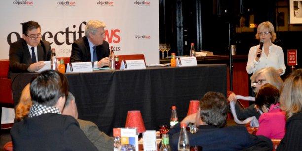 Alain Chatillon, président d'AgriMip Sud-Ouest Innovation et sénateur-maire UDI de Revel, était l'invité de la Matinale Objectif News