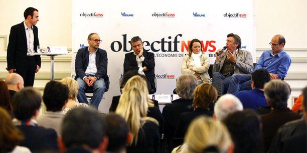 Soirée Objectif News à la CCI de Toulouse avec 5 vignerons du sud-ouest