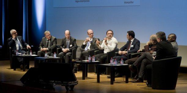 Une des tables rondes a été consacrée à la compétitivité