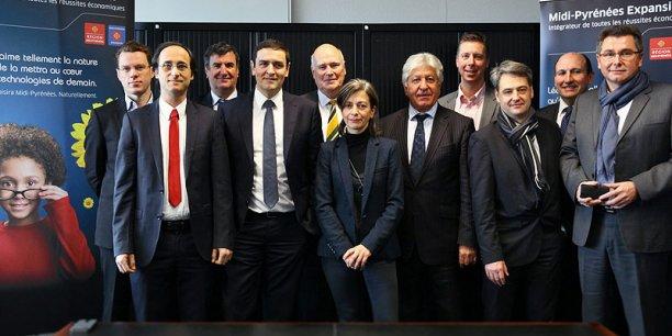 MPE participe pour la 5e fois à un salon MRO, cette année avec 15 entreprises de la région Midi-Pyrénées.