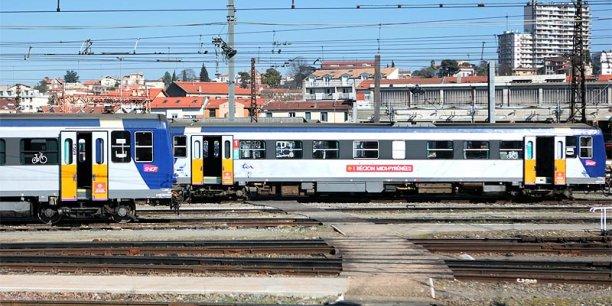 Très peu de trains circuleront mardi 3 et mercredi 4 avril dans la gare Matabiau de Toulouse en raison de la grève perlée lancée au sein de la SNCF par les syndicats.