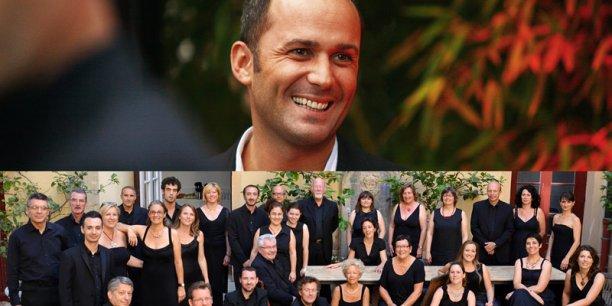 Laurent Adnet et Archipels, l'atelier vocal des Éléments
