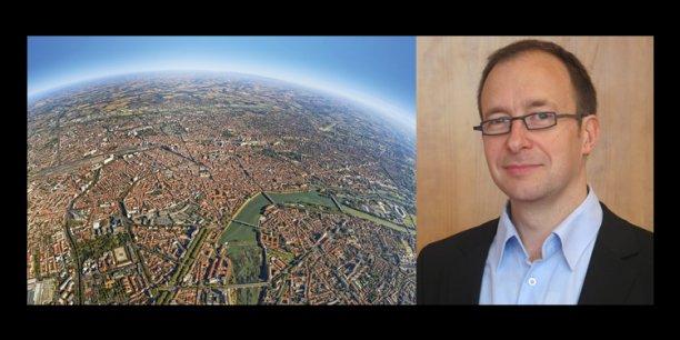 Toulouse vue du ciel / Philippe Raimbault