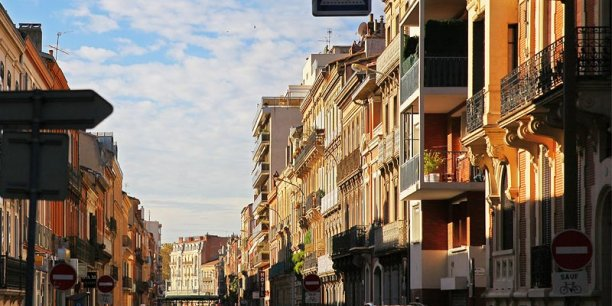 Quartier des Carmes à Toulouse
