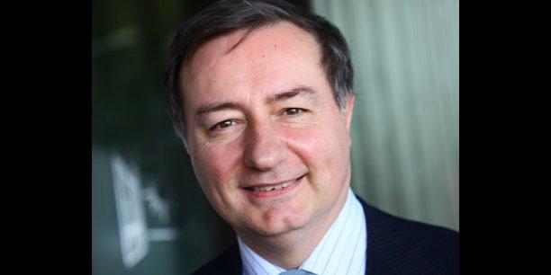 Jean-Luc Moudenc, nouveau maire de Toulouse