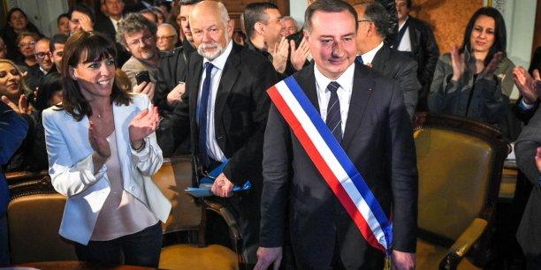 Jean-Luc Moudenc a officiellement pris ses fonctions de maire de Toulouse ce matin