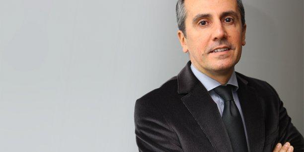 Philippe Lambert est le directeur régional de la Caisse des dépôts et des consignations.