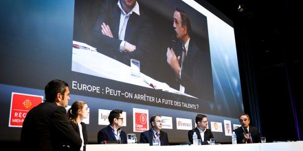 Le débat sur la fuite des talents le 8 avril à Toulouse