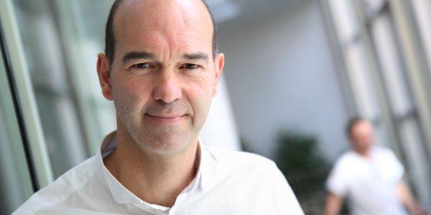 Christophe Cazaux, directeur d'Innabiosanté. © photo Rémi Benoit