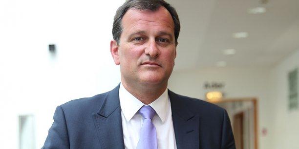 Louis Aliot, numéro 2 du Front national, vient d'être élu eurodéputé du Sud-Ouest