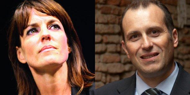 Laurence Arribagé (UMP) affronte Laurent Méric (PS)