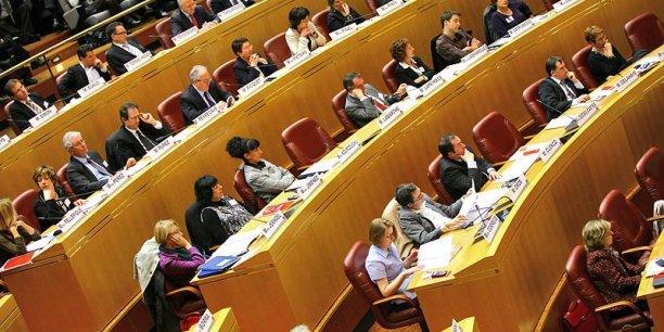 La réforme territoriale sera au coeur des discussions demain matin au Conseil régional