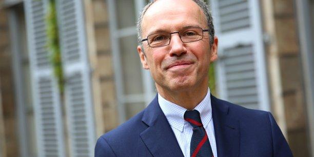 Pascal Mailhos, préfet préfigurateur, préfet de la région Midi-Pyrénées