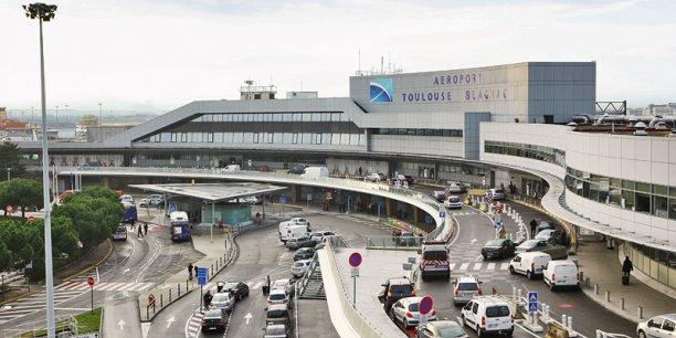 Le trafic de l'aéroport toulousain est en forte hausse en janvier 2018