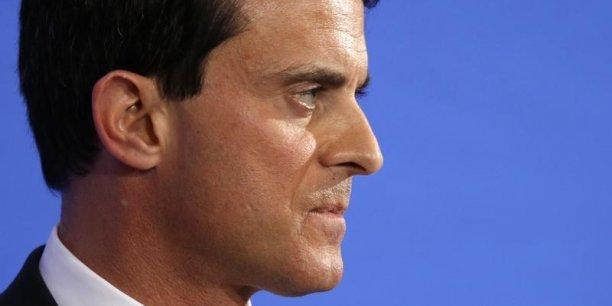 Manuel Valls veut séduire les agriculteurs