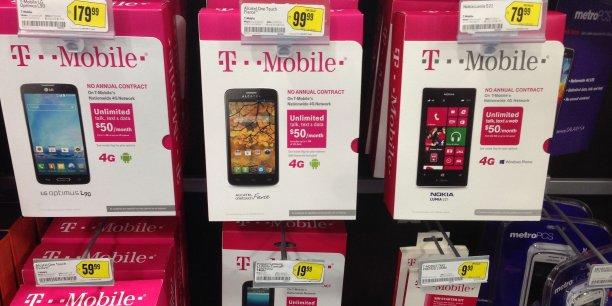 L'offre de rachat du quatrième opérateur mobile américain T-Mobile pour 15 milliards de dollars a été rejetée par Deutsche Telekom mais Iliad aurait encore ses chances.