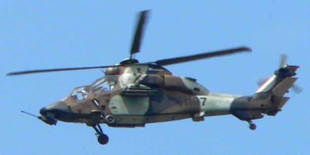 L'hélicoptère Tigre: une exemple de coopération internationale plutôt réussie