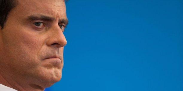 Manuel Valls s'est rendu vendredi 10 octobre au congrès de l'Association des régions de France à Toulouse.