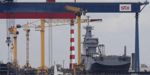 Le chantier naval cherbourgeois CMN serait intéressé par la vente de STX Saint-Nazaire, le chantier naval qui a construit (DCNS étant le maître d'oeuvre) les deux BPC de type Mistral commandés par la Russie.