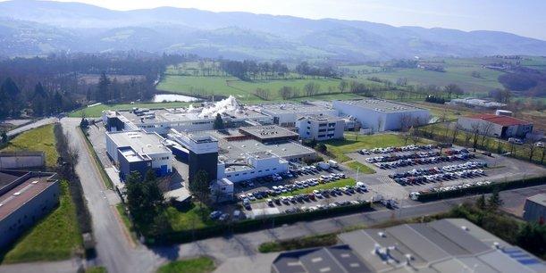 C'est sur l'actuel site de la SMAD à l'Arbresle que sera installée la nouvelle usine.