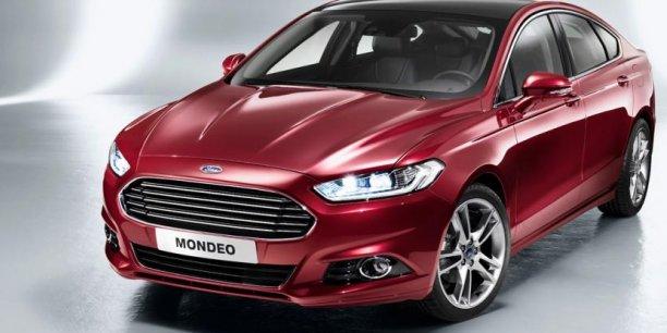 La nouvelle Ford Mondeo sera produite en Espagne