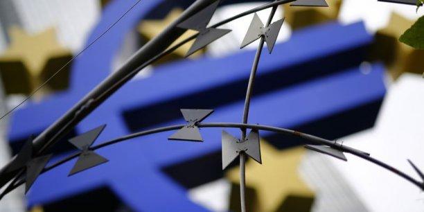 La BCE fait principalement de la communication