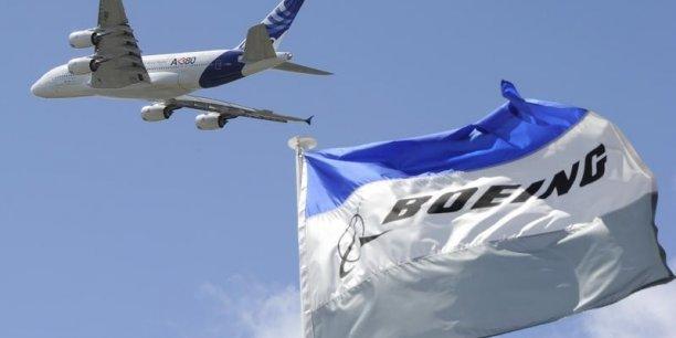 Pour rester devant Boeing, Airbus devait engranger 400 commandes supplémentaires sur le seul mois de décembre.