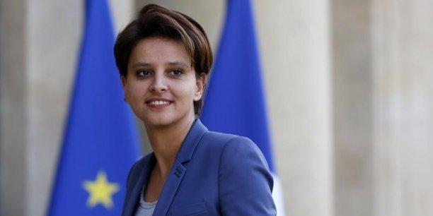Selon Najat Vallaud-Belkacem, cette affaire nourrit la défiance à l'égard des responsables politiques