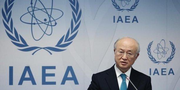 Yukiya Amano, chef de l'Agence internationale de l'énergie atomique (AIEA), rencontrera dimanche 20 septembre des responsables iraniens afin de clarifier certaines questions sur la nature du programme nucléaire du pays.