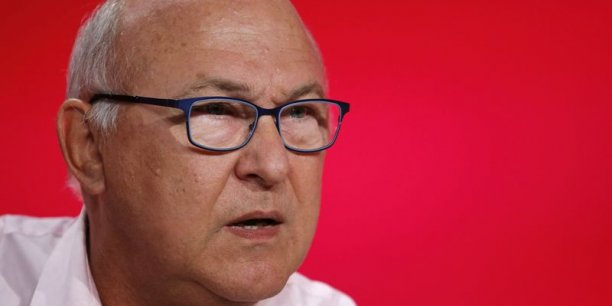 Maintenir le cap en matière de réduction des dépenses publiques, l'objectif de Michel Sapin