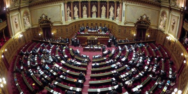 Sandra Thévenoud mise en congé de la présidence du Sénat[reuters.com]
