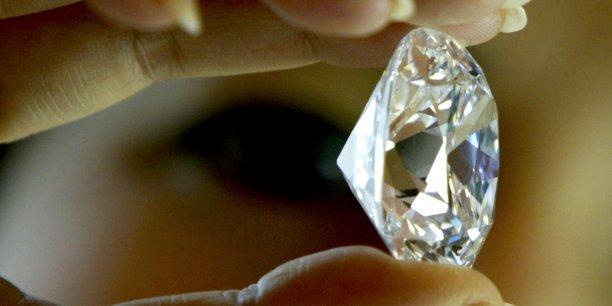 Le Botswana est le premier producteur mondial de diamant en valeur absolue.
